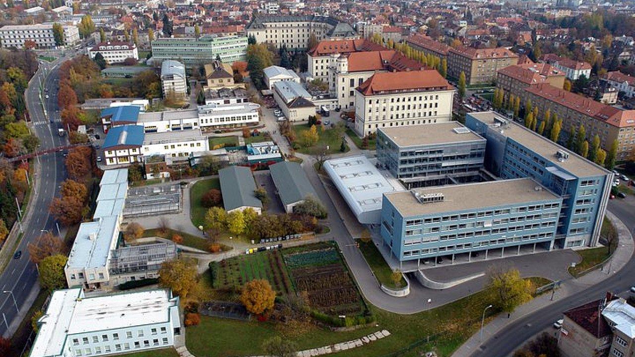 Nové výzkumné centrum by mělo navazovat na areál Mendelovy univerzity (na obrázku).