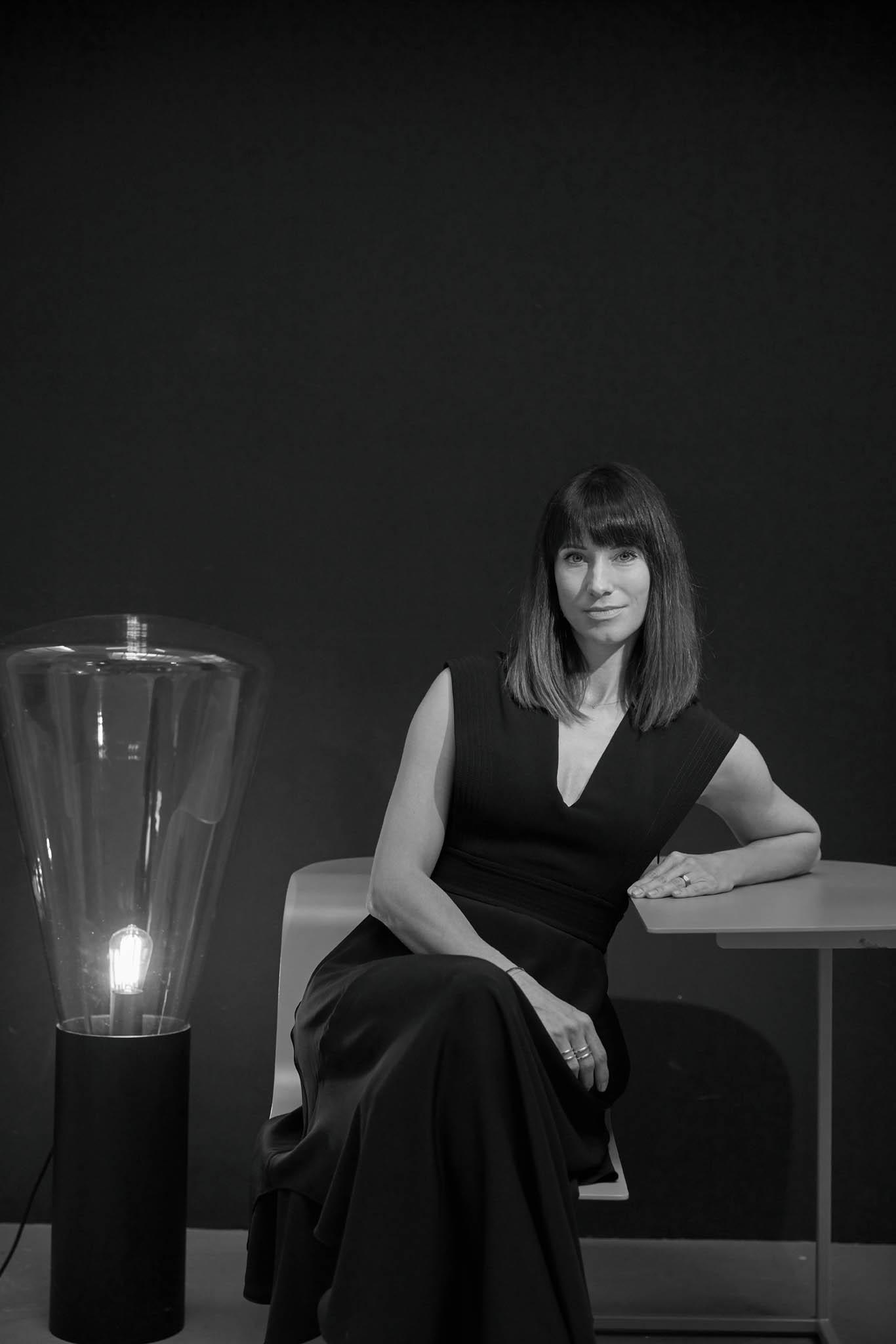 Lucie Koldová naDesignbloku představí novinku – lavičku Manta navrženou pro mmcité.