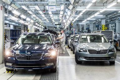 Škoda Auto zaměstnává téměř 39 tisíc zaměstnanců, z toho v ČR téměř 34 tisíc lidí.