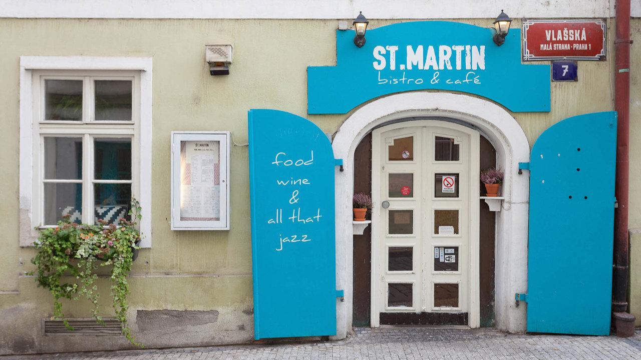 Bistro St. Martin