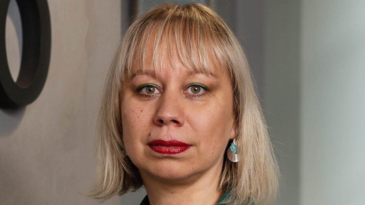 Lucie Zaki, manažerka marketingu společnosti Neeco