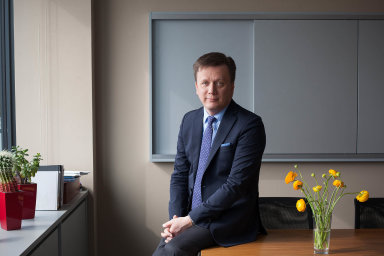 Výkonný ředitel České asociace pojišťoven Jan Matoušek