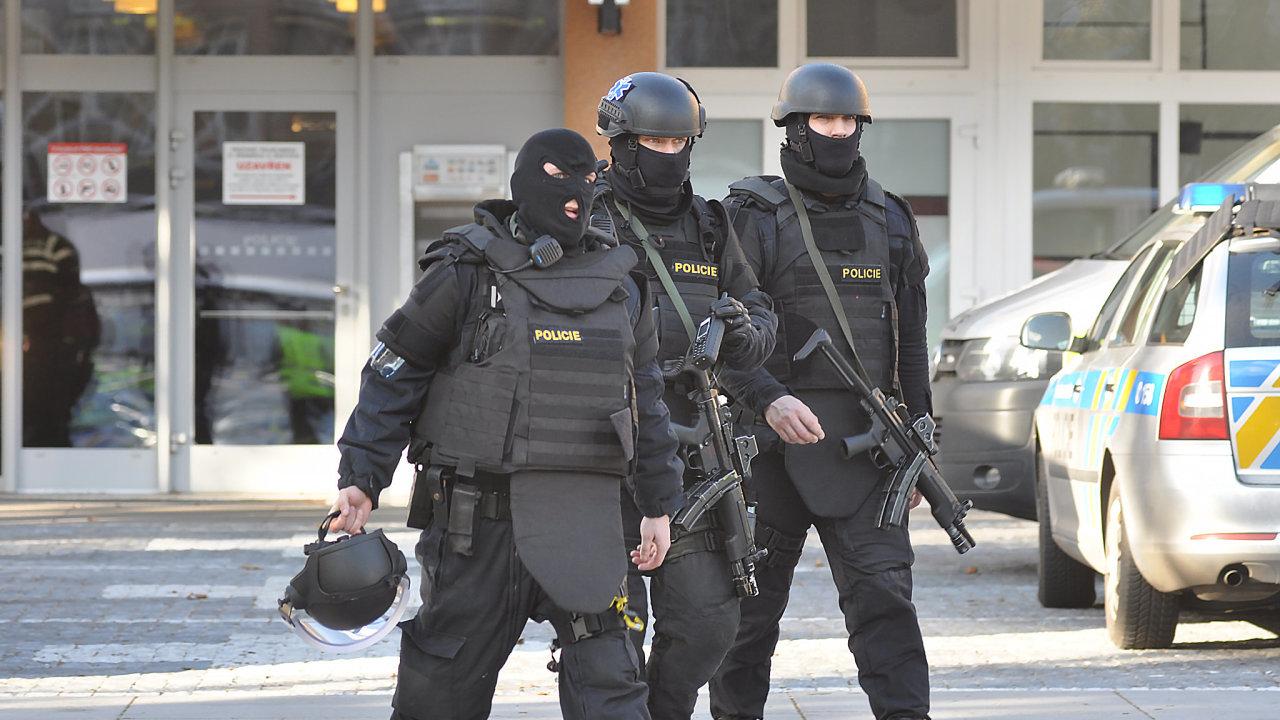 Střelba v Ostravě