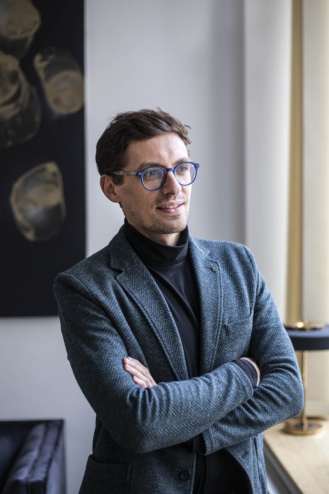 Spoluzakladatel českého fondu Air Ventures Václav Pavlečka