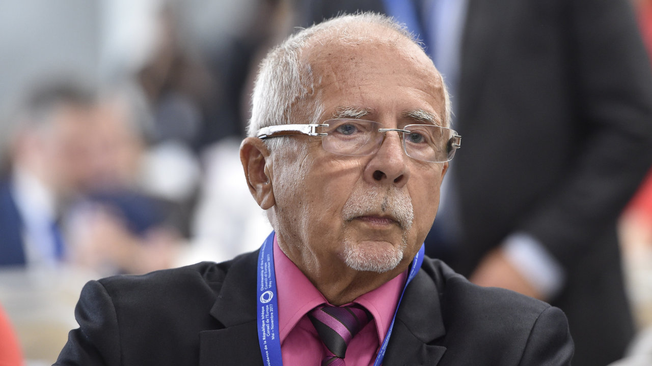 Nově zvolený ombudsman Stanislav Křeček.
