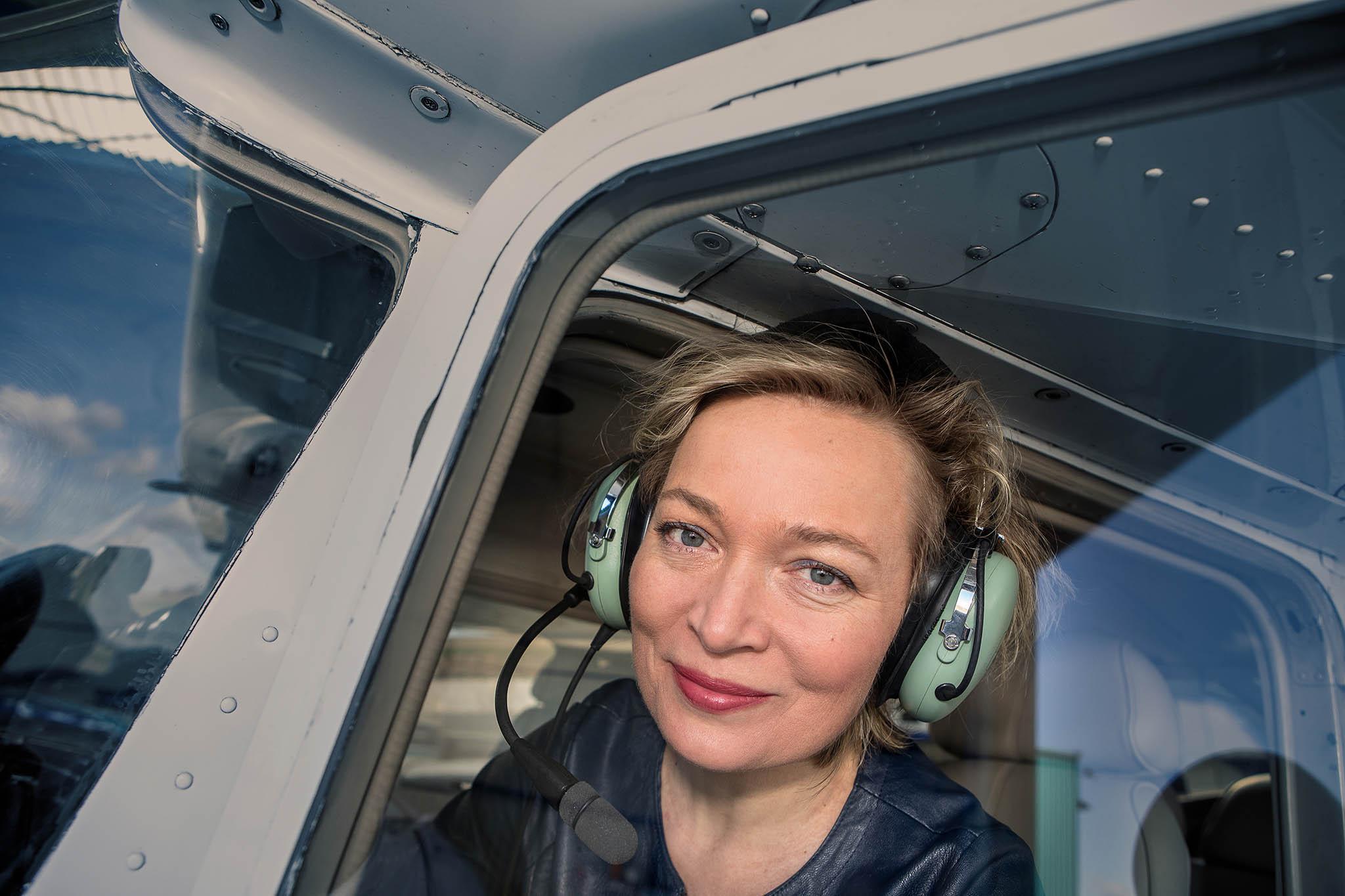 Spoluzakladatelka společnosti IdeaSense Kateřina ČihákováAilová