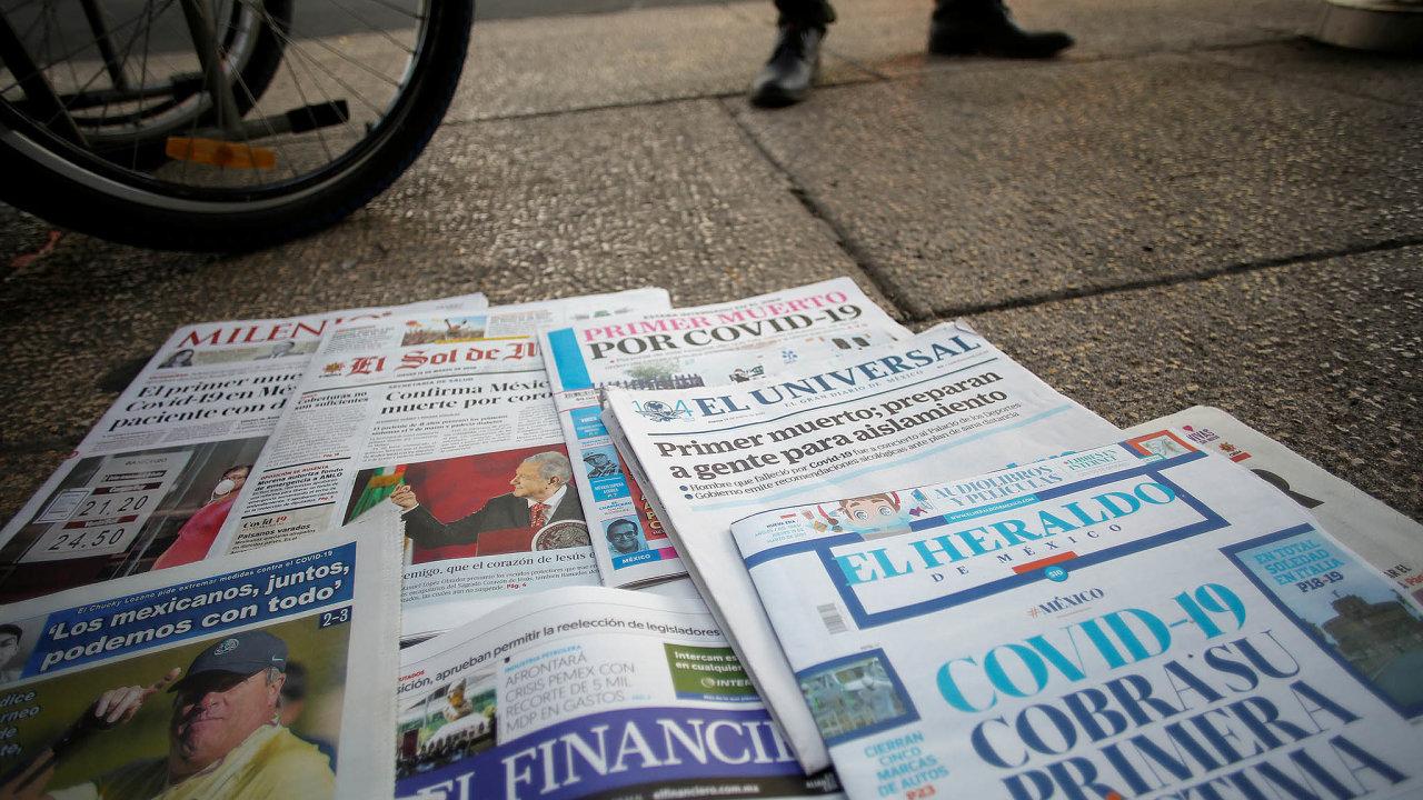 Jak se změní média po koronavirové krizi?