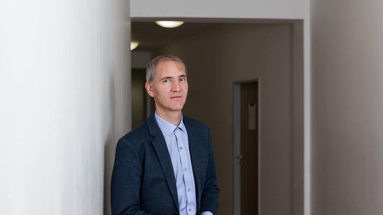 Budoucnost vzdělávání: Profesor Univerzity Karlovy Arnošt Veselý je hlavním autorem strategie, jejíž výsledná podoba udá směr vzdělávání doroku 2030.