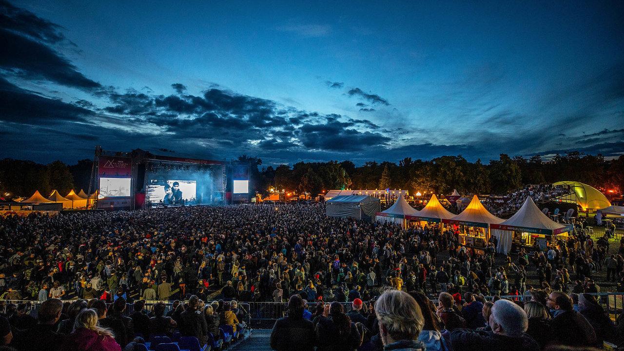 Zrušeno: Pořadatelé hudebního festivalu Metronome původně akci přesunuli zjara napodzim. Nakonec ji však letos pořádat nebudou vůbec.