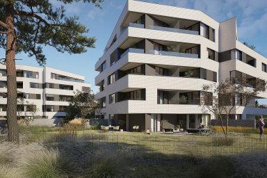 Developer Finep dal do prodeje prvních 54 bytů v projektu USluncové v pražském Karlíně.