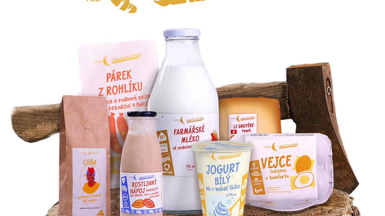 Produkty z řady Bez kompromisu