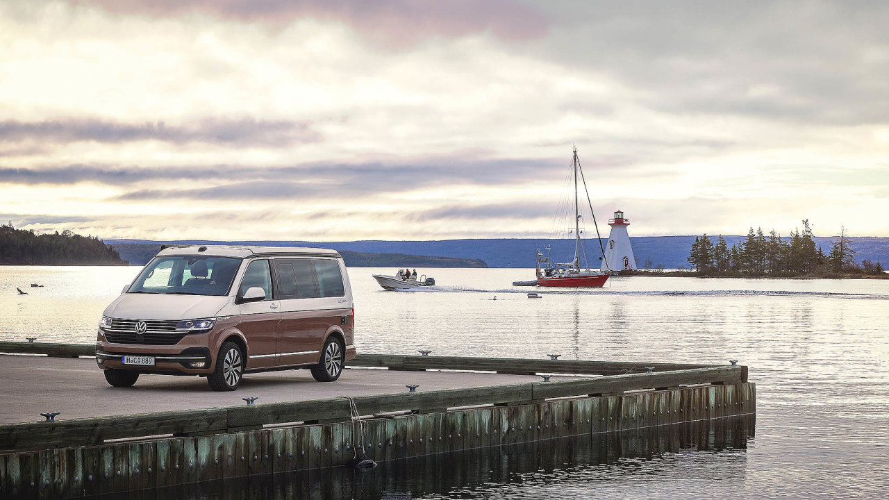 Nejběžnější typ rozšířený unás, Volkswagen Transporter