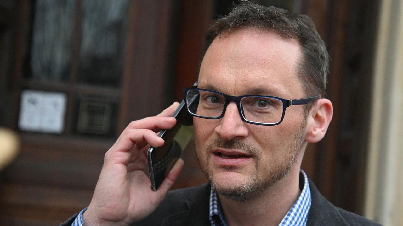 Radek Mezlík, který dozoruje známou brněnskou kauzu Stoka, se stal evropským žalobcem.
