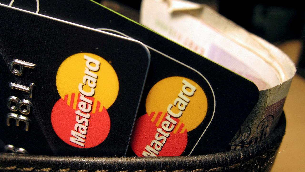 Mastercard platební karty