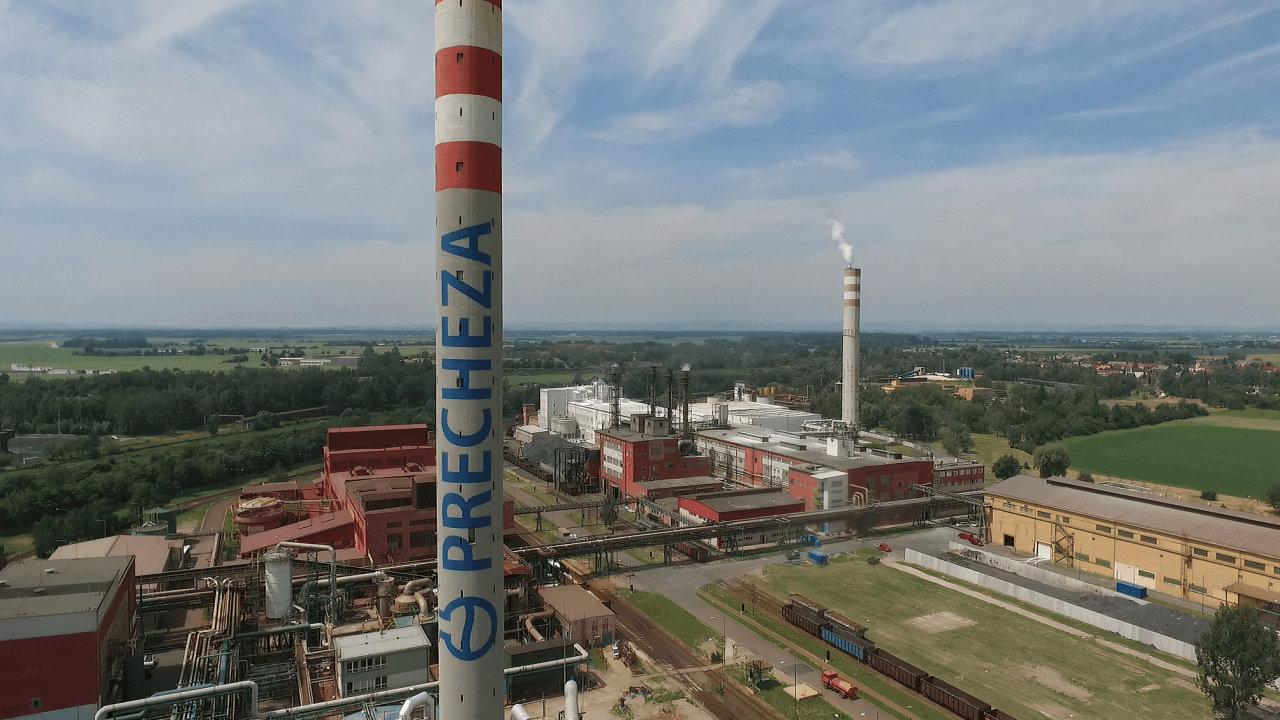 Precheza, Agrofert, chemický průmysl