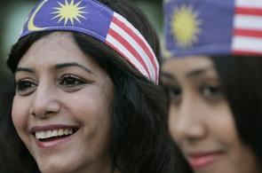 Malajsie, dívky, školství