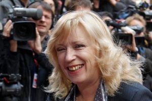 Premiérka Iveta Radičová. Snímka: Reuters
