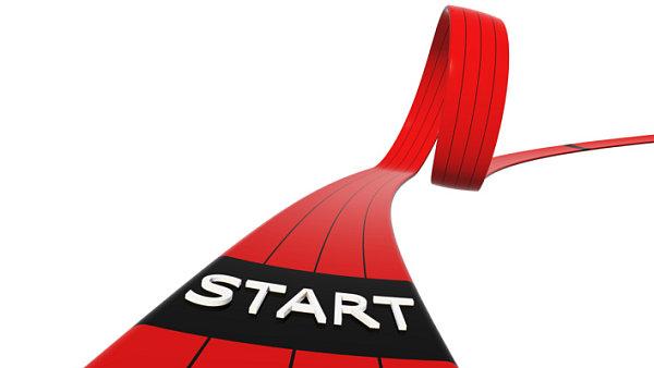 Ilustrační foto - Začátek, start, dráha