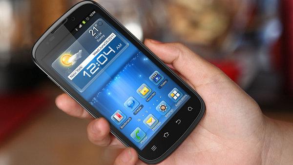 Chytr� telefon ZTE Mimosa s �ipy nVidia
