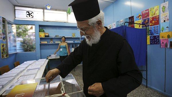 Řecké předčasné volby