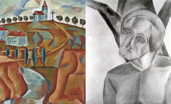Štyrského obraz se před aukcí odhaduje na 50 až 70 tisíc liber, je to střízlivá cena