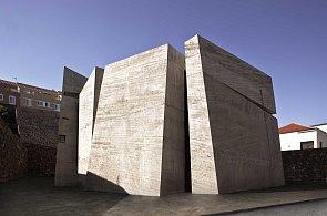 Kostel na Kanárských ostrovech nemá okna, ani dveře. Je postavený ze světla a betonu