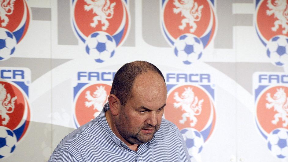 Šéf FAČR Miroslav Pelta