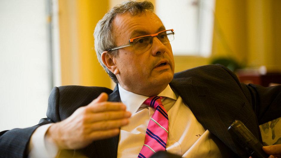 Ekonom Vladimír Dlouhý
