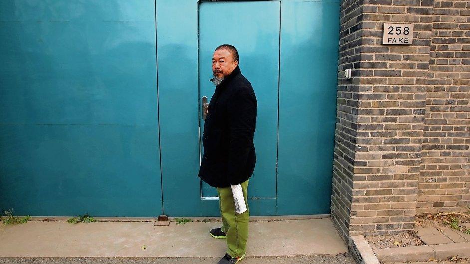 Aj Wej-wej, desperado ve vatě