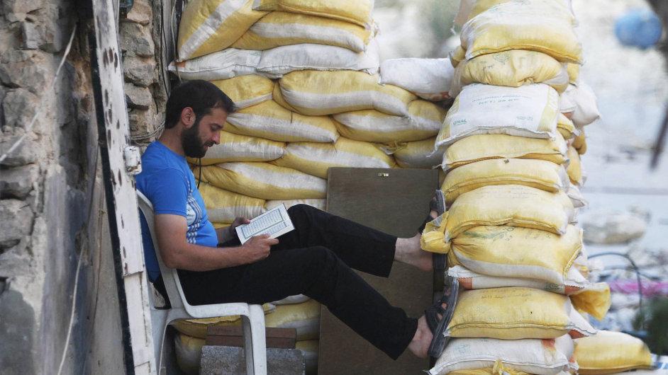 Free syrian army, Aleppo