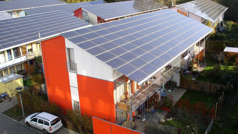 Freiburg, solární město