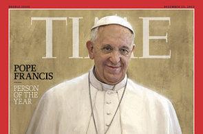 Časopis Time: Osobností roku 2013 je