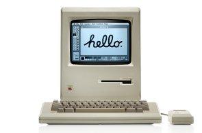 Počítače Apple Macintosh slaví 30 let, podívejte se, jak Steve Jobs představil první Mac