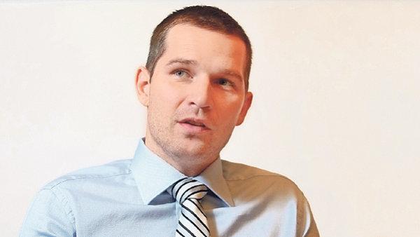 Šéf BSP Lawyer Partners Daniel Pal'ko