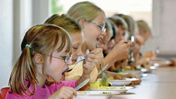 Konec nezdravých jídel. Zákon zakáže prodej nezdravých jídel ve školách, jejich výčet doplní ministerstvo vyhláškou.