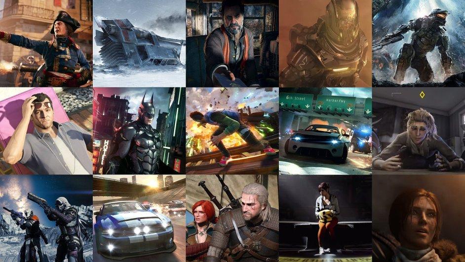 Nejlepší hry E3 2014