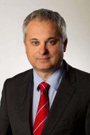 Boris Čuchran, člen představenstva zodpovědný za operations, IT a firemní bankovnictví Expobank CZ
