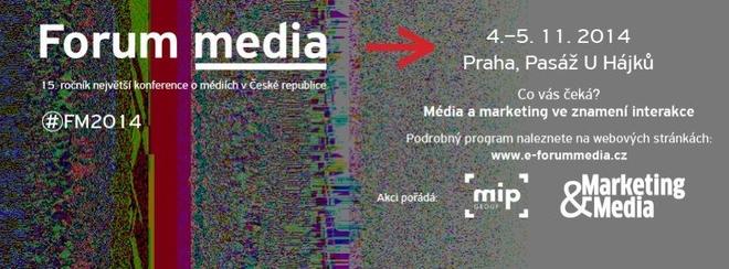 Forum Media 2014