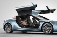 Elektromobil QUANT e-Sportlimousine
