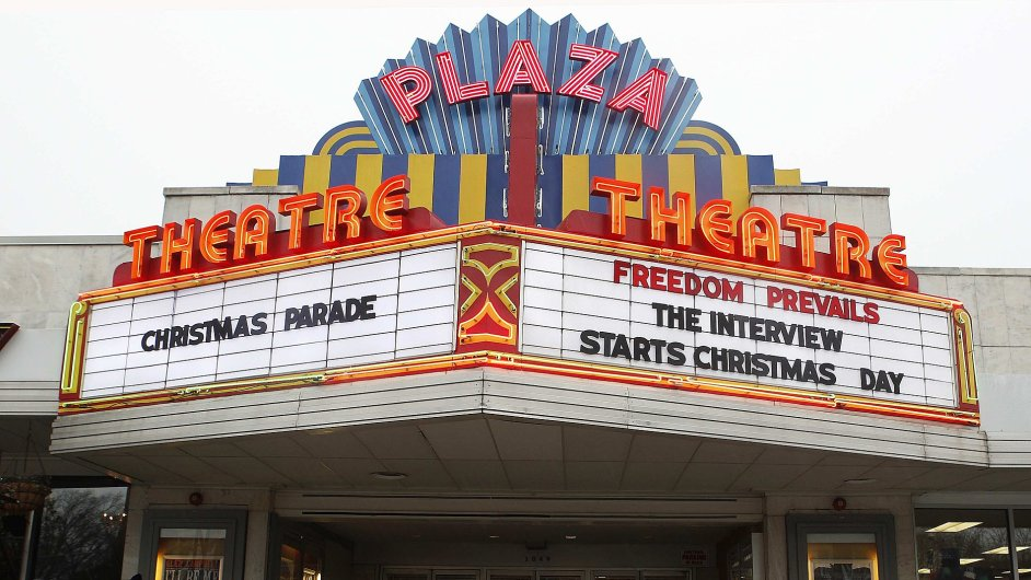 Americká kina uvedou film The Interview na Boží hod.