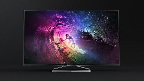 Philips 40PUS6809: Nejlevn�j�� Ultra HD na trhu zaujme v�bornou v�bavou