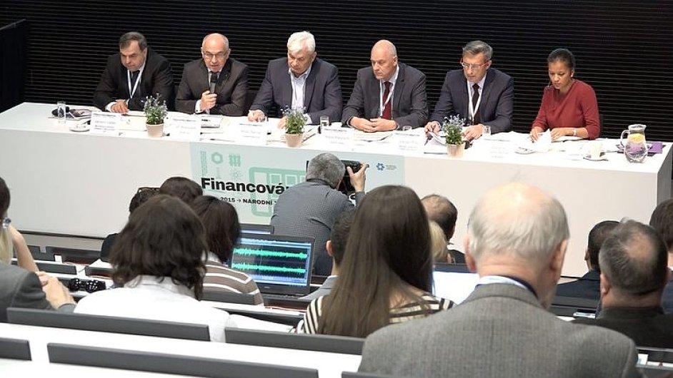 Panelová diskuse: Financování vzdělávání