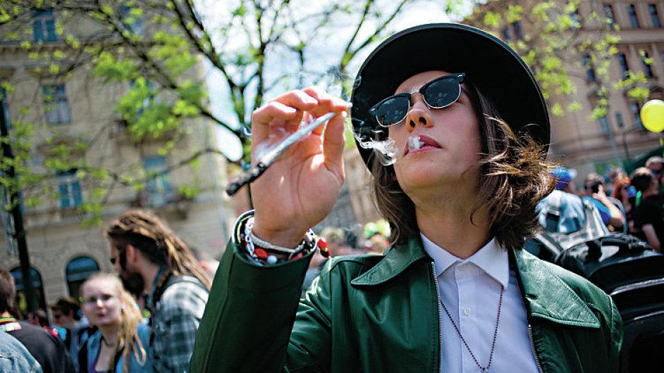 Million Marihuana March 2015