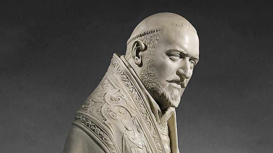 Berniniho busta Pavla V. byla v roce 2014 prodána za 24 tisíc eur.