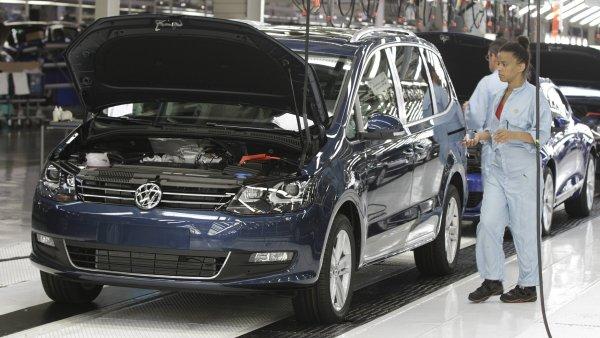 Zaměstnanci Volkswagenu dostanou prémie navzdory skandálu - Ilustrační foto.