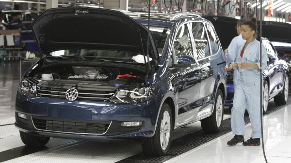 Zam�stnanci Volkswagenu dostanou pr�mie navzdory skand�lu - Ilustra�n� foto.