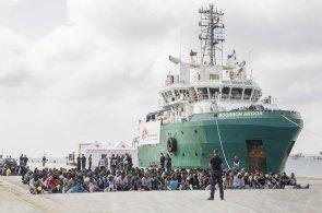 Vítal jsem uprchlíky na Sicílii. Po týdnu se ze mě stal radikál