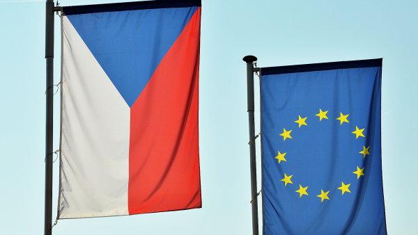 �esko z EU z�skalo rekordn�ch 194 miliard korun.