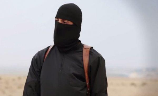 """Džihádský John"", džihádista John"