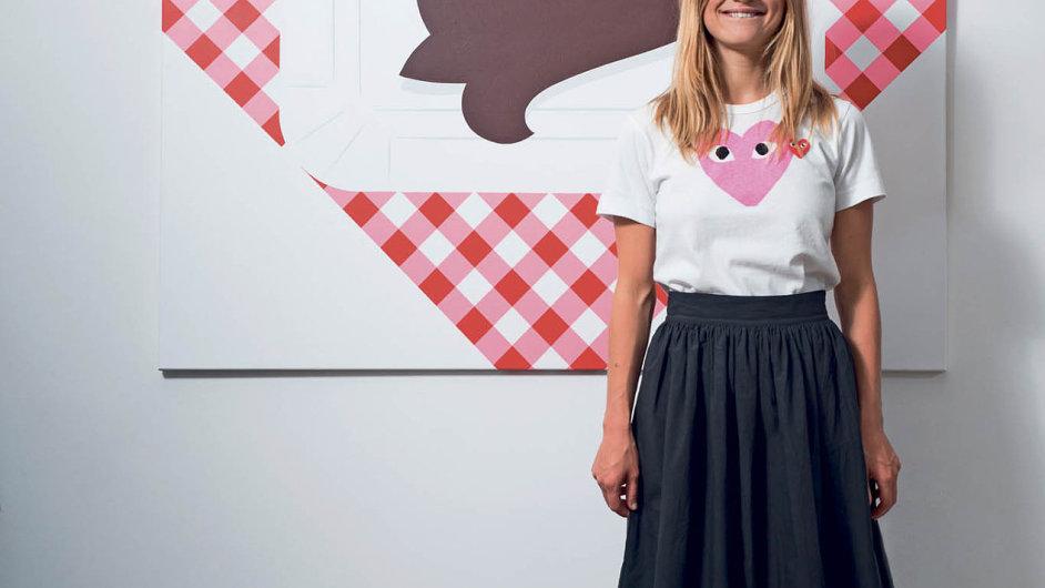 Známá foodblogerka Bára Karpíšková razí zdravý životní styl aráda nosí volné oblečení. Nerada totiž působí vyzývavě.